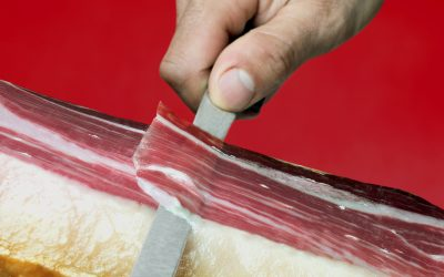 ¿Sabes por qué es importante lonchear correctamente tu jamón ibérico?