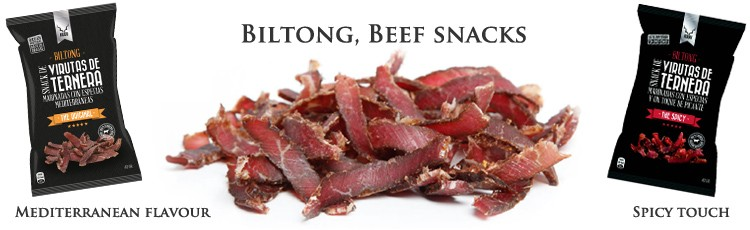 kudbo biltong snacks ternera
