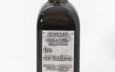Oro del desierto, un aceite de oliva ecológico (de película)